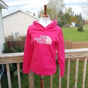 The Northface Pink Hoodie
